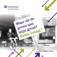 Grant Thornton recruitment brochure