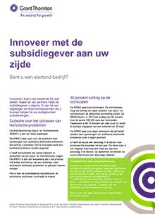 Starters-innoveren-met-de-subsidiegever-aan-hun-zijde cover